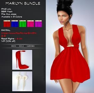 MARILYN BUNDLE