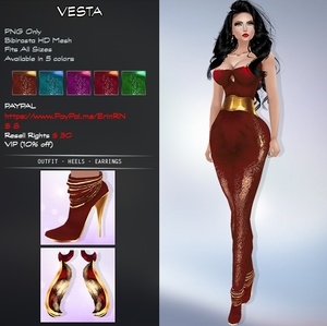 VESTA BUNDLE