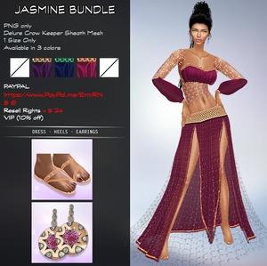 JASMINE BUNDLE