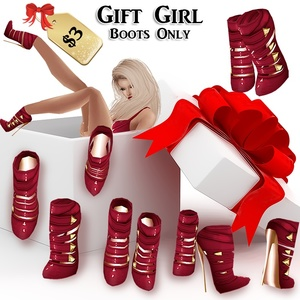 GIFT GIRL BOOTS