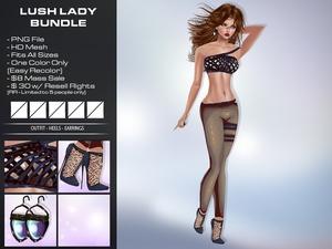 LUSH LADY