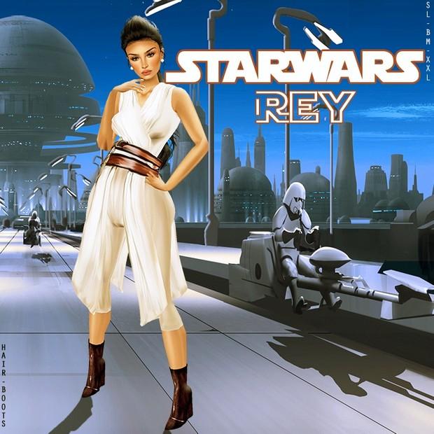 STAR WARS - REY BUNDLE
