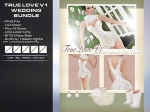 TRUE LOVE BRIDE V1