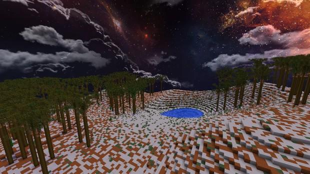 Costum Minecraft Map