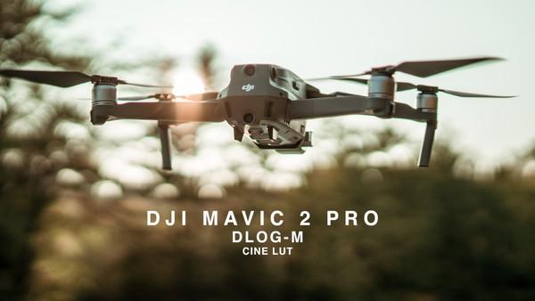 Mauros MAVIC 2 PRO DLOG-M CINE LUT