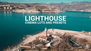 LIGHTHOUSE Cinema LUTS and PRESETS by Mauro's Films