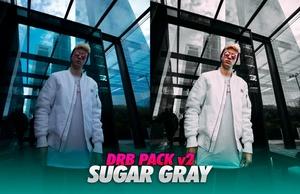 Preset DRB Sugar Gray + Tutorial   @donrubenblanco