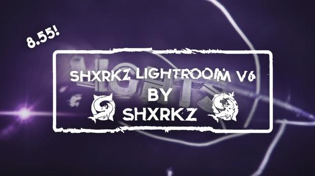 SHXRKZ LIGHTROOM V6 + PrivateLightroom& AE-FILE! [HOT]