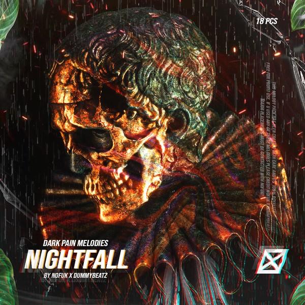 NIGHTFALL dark pain samples WAVE