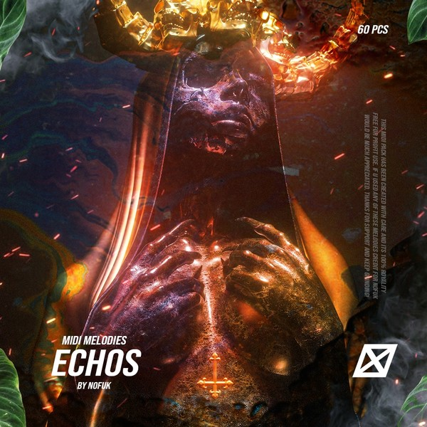 ECHOS Trap Midi Melodies (60+ pcs)
