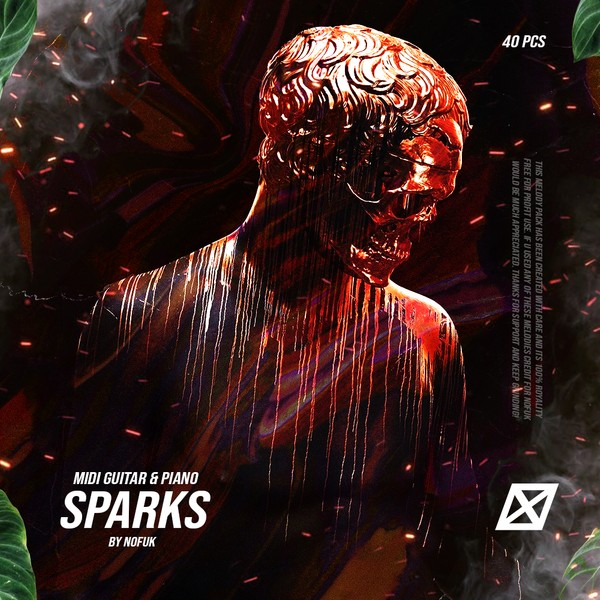 SPARKS Guitar & Piano MIDIS