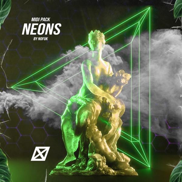 NEONS Trap Midi Melodies (220+ pcs)
