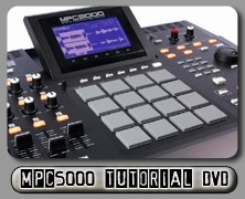 Akai MPC5000 Instructional video series