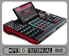 Akai MPC Software 2.0 Instructional (For the MPC Live,MPC X,MPC Studio,MPC Ren MPC One & MPC Touch)