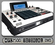 Akai MPC2500 Instrcutional Video Series