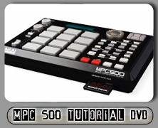 Akai MPC500 Instrcutional Video Series