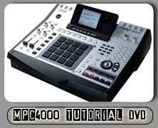 Akai MPC4000 Instructional video series
