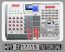 Akai MPC Software 1.0 / 1.9 Instructional (For the MPC Renaissance & MPC Studio)