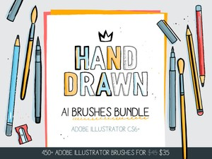 450+ AI Brushes BUNDLE!