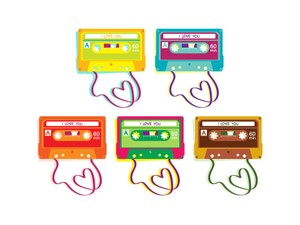 5 Love songs mixtapes
