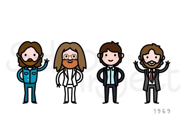 The Beatles 1963-1969