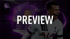 FIFA 17 Young POTY Dele Alli Player Review Thumbnail