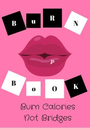 Burn Book Exercise Tracker