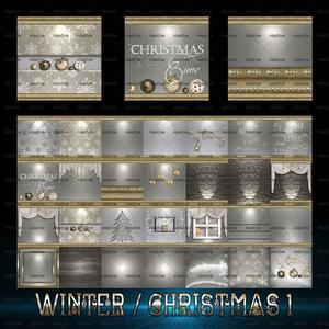 Winter-Christmas 1