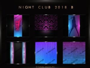 NIGHT CLUB 2018 B