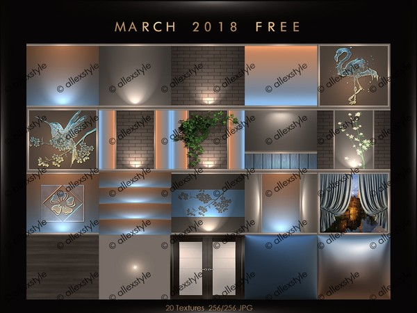 MARCH 2018 FREE