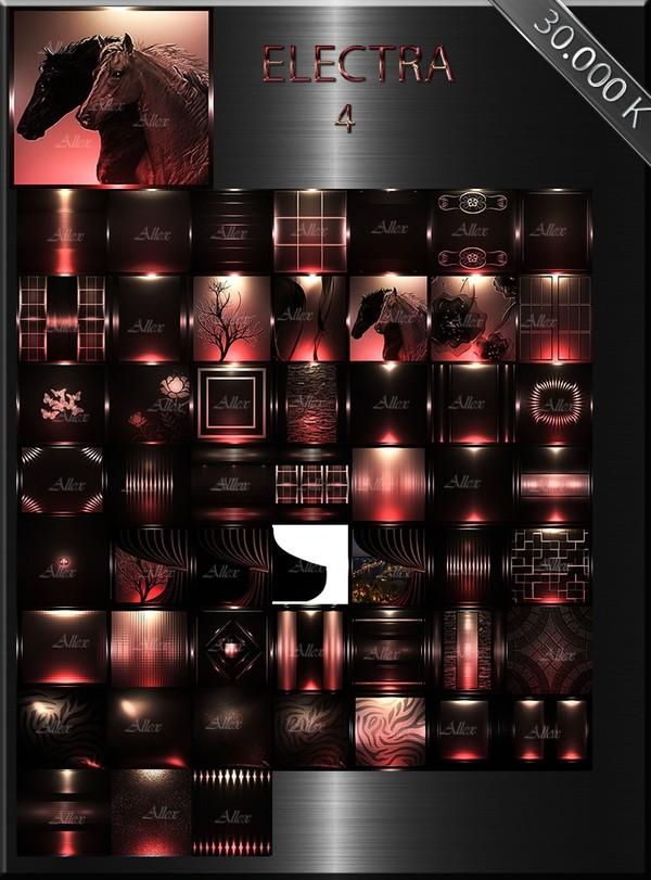 "IMVU TEXTURES FILE ""ELECTRA-4"""