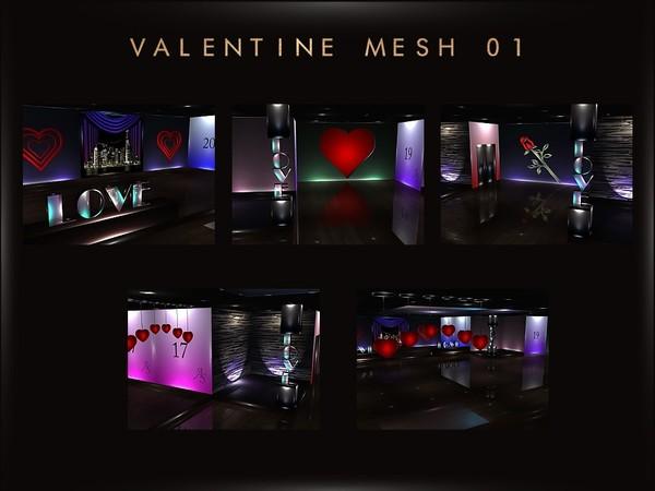 2 Valentine  Mesh Offer