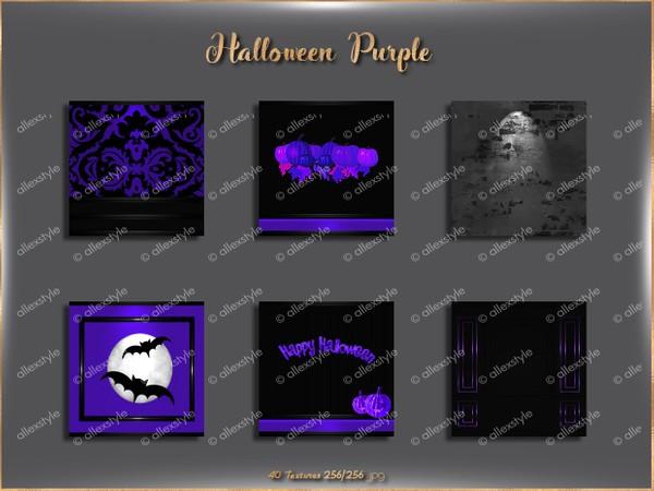 Halloween_Purple