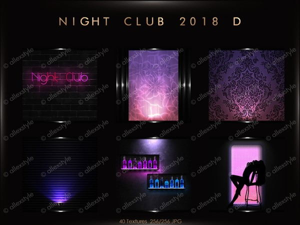 NIGHT CLUB 2018 D