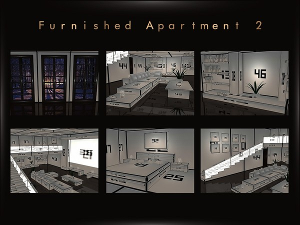 Furnished Apartment 2