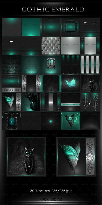 Gothic Emerald