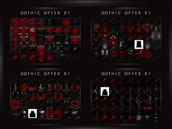 GOTHIC OFFER 01
