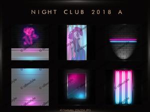 NIGHT CLUB 2018 A