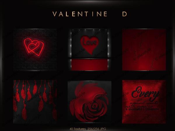 VALENTINE 2018 D