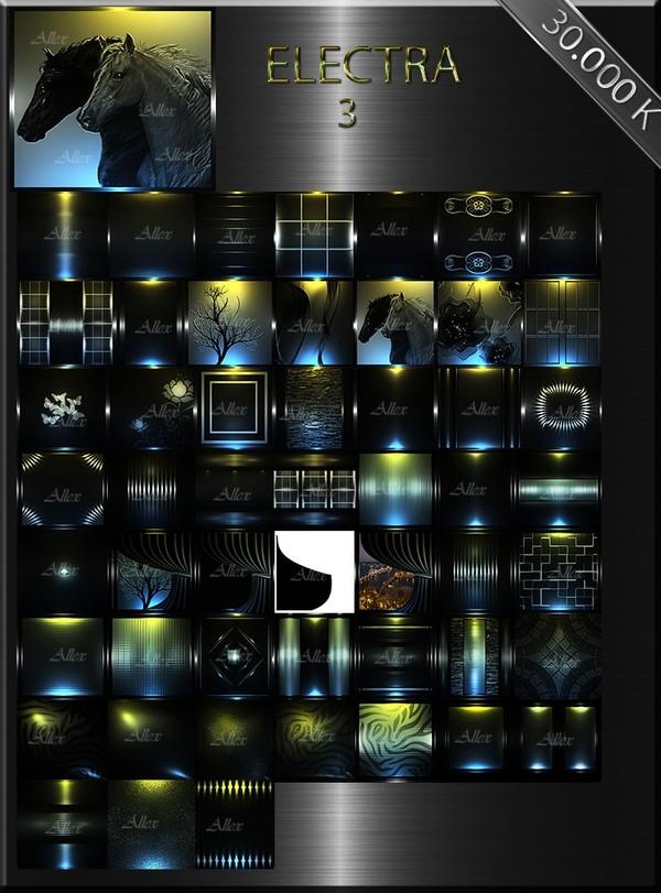 "IMVU TEXTURES FILE ""ELECTRA-3"""