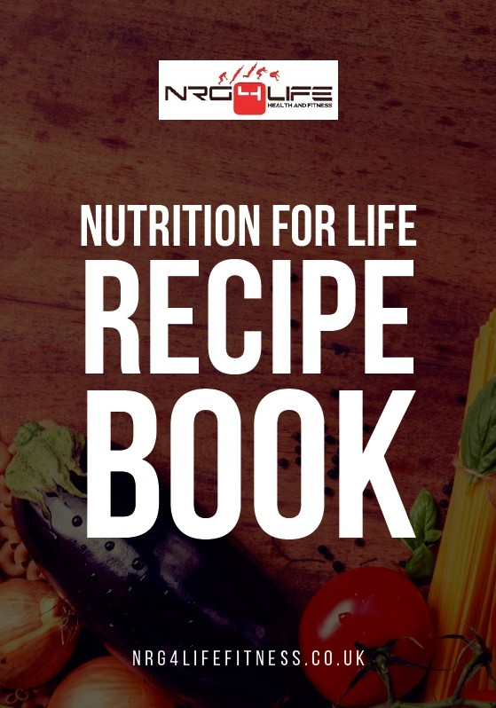 Nutrition for Life Recipe Book 2