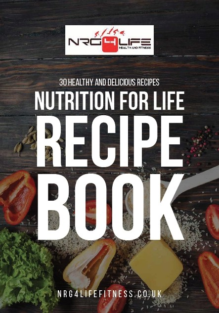 Nutrition for Life Recipe Book 1