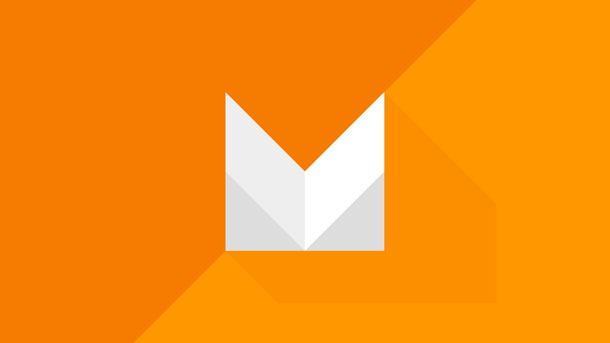 Android M Flat Design Wallpaper Freebie
