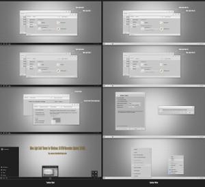 Mino Light Gold Theme For Windows 10