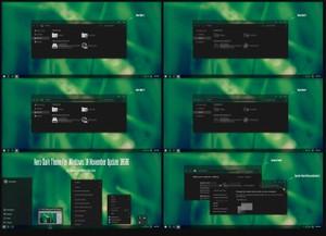 Aero Dark Theme For Windows 10