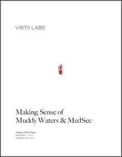 White Paper: Making Sense of Muddy Waters & MedSec