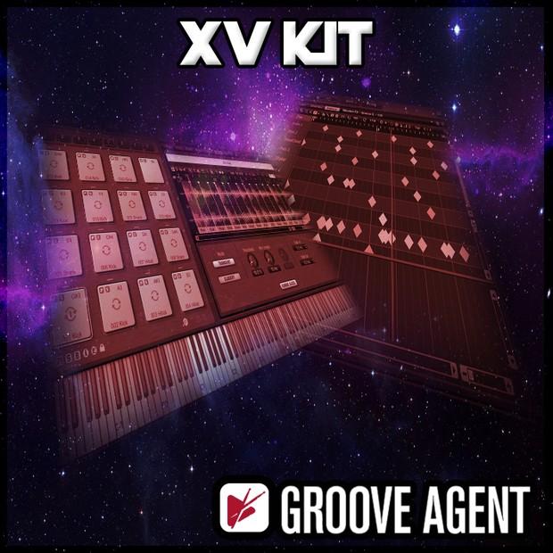GM 2 XV 5080 Drum Kits