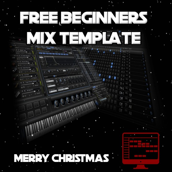Cubase Tools FREE Xmas Starter Template