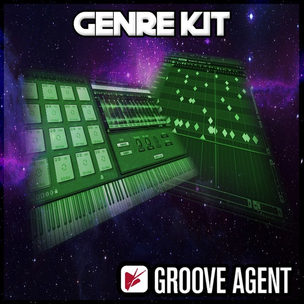 GM 2 GENRE DRUM KITS