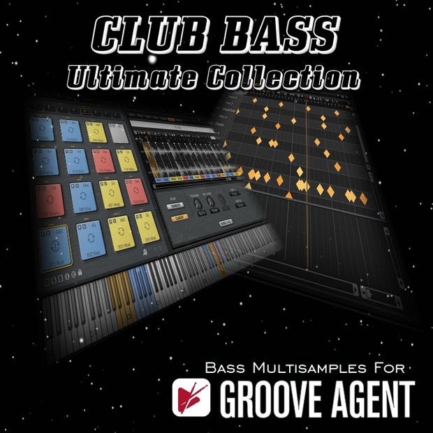 Ultimate Club Bass Vol 1